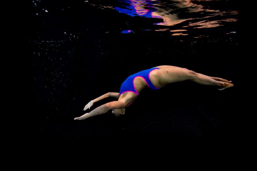 portrait aquatique underwater réunion