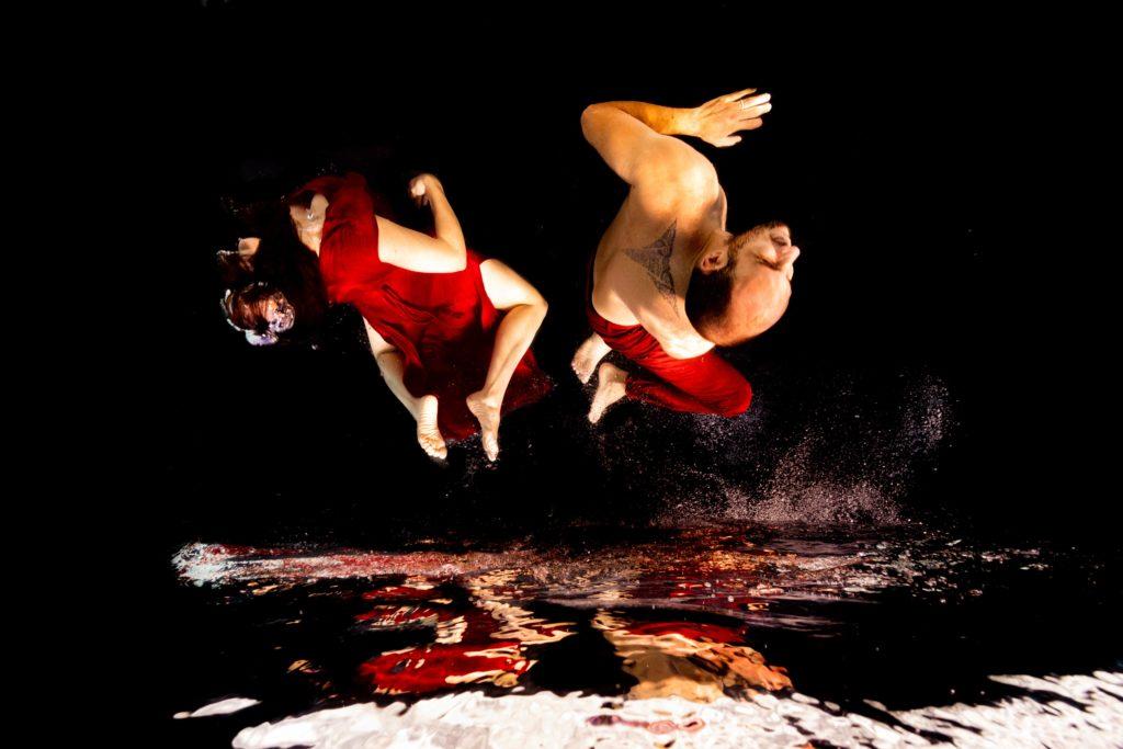 photographe grossesse underwater