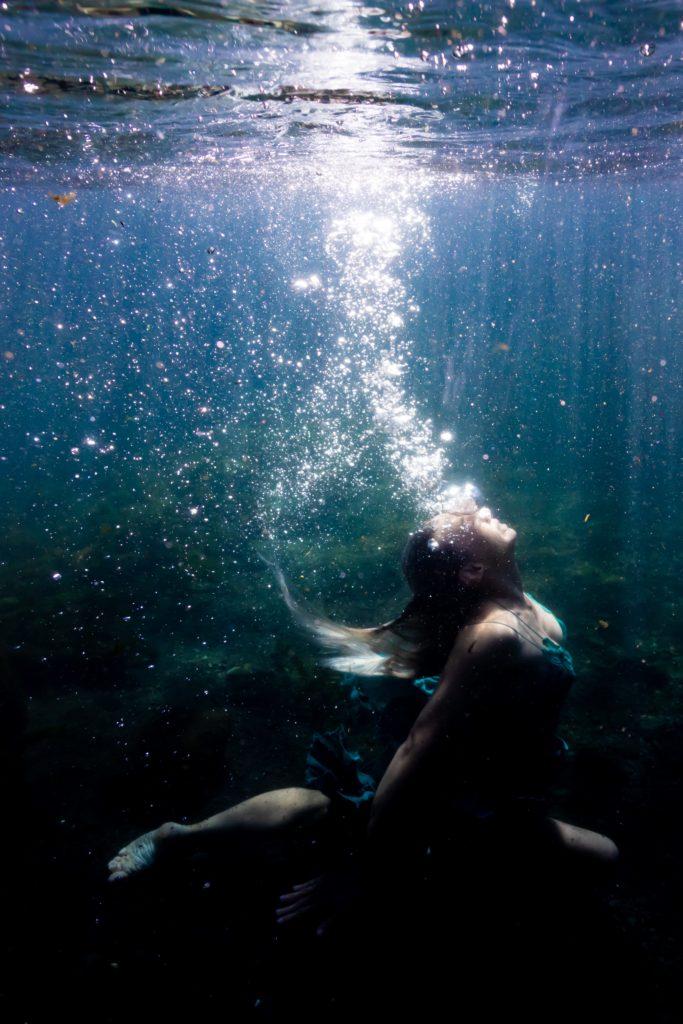 portrait aquatique