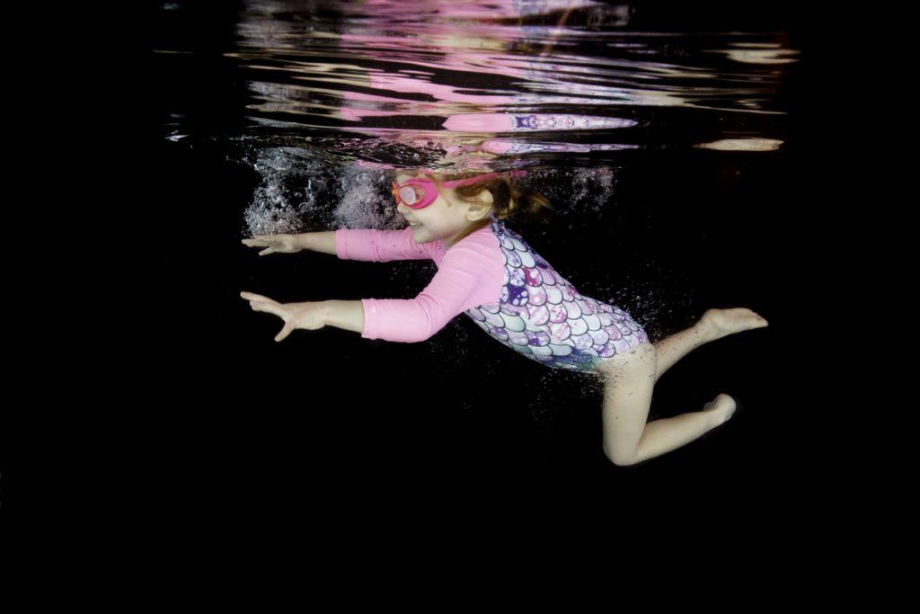 bébé nageur réunion