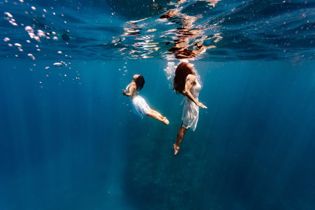 Photographe portrait océan