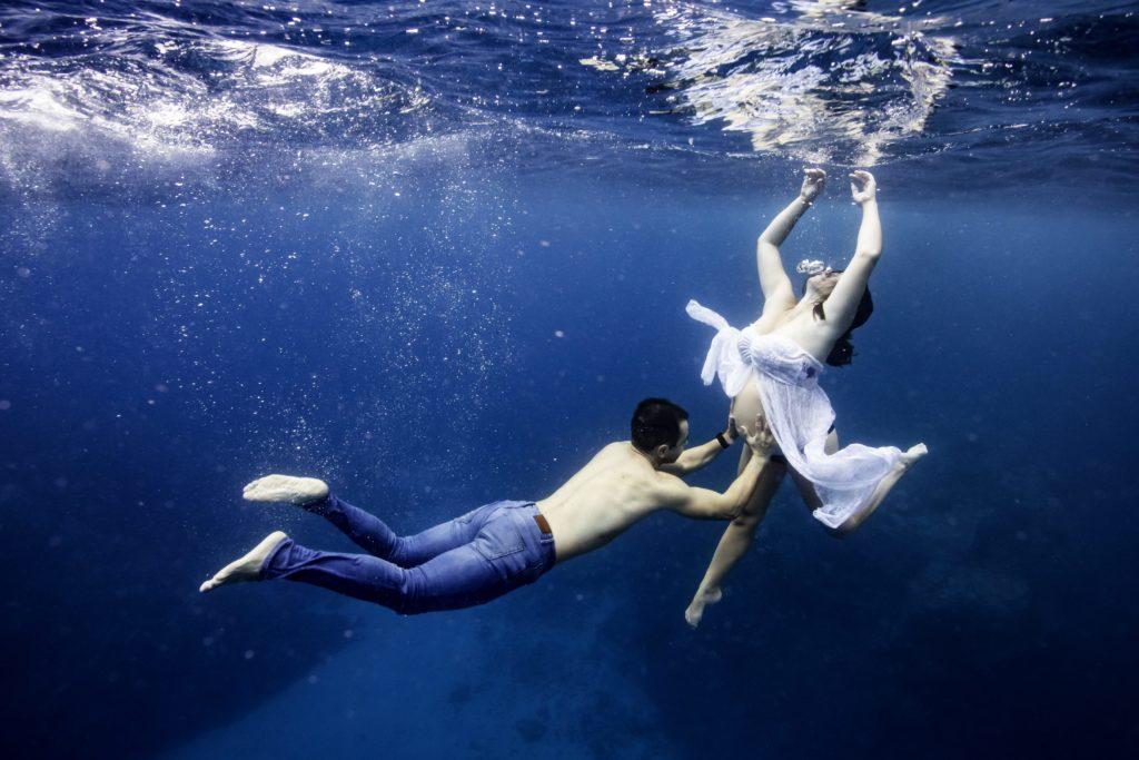 underwater photography ocean