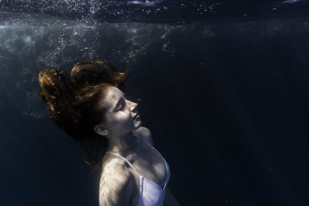 Portrait sous marin