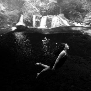 photographe portrait aquatique